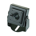 System Camera Style G - Color Indoor Square Security Camera with Pinhole Cone Lens