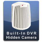 DVR Series Odor Eliminator Hidden Camera - ODORELIM-DVR