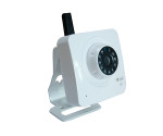 Color Indoor WiFi IP Motion Activated Security Camera