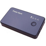 Black Box Power Bank Hidden Camera with DVR 1280x720