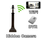 Lamp Hidden Camera Spy Camera Nanny Cam Hidden Camera with WiFi DVR IP Live