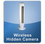 Wireless Tower Fan Hidden Camera Spy Camera Nanny Cam