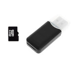 Micro SD Card with USB Card Reader