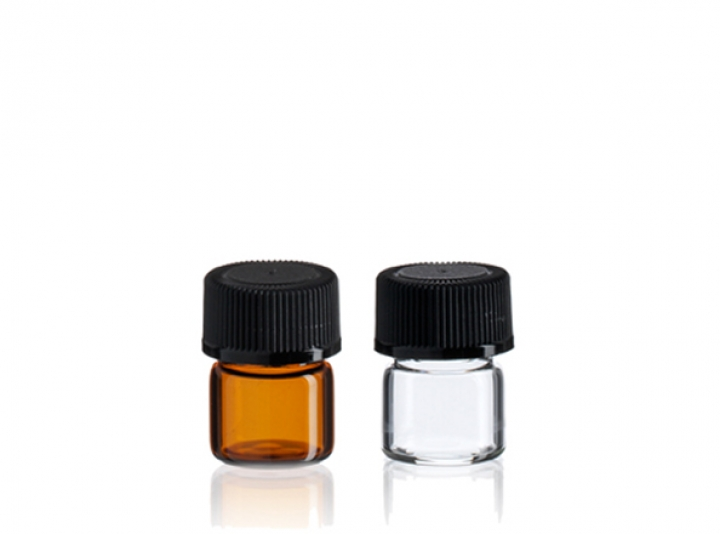 Group of 1/3 Dram Vials