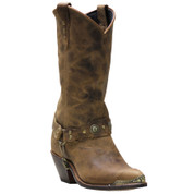 "Sage Boots by Abilene Women's 11"" Concho Western Boots"
