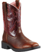 Ariat Women's Steel Toe Krista Western Work Boots