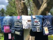 Girls/Youth Denim Jeans - Cruel Girl - Ariat - Wrangler - Rock&Roll