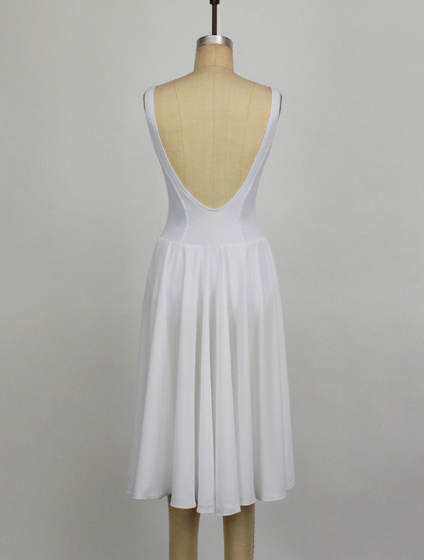 Conservatory C211 Ballet Dress Low Back
