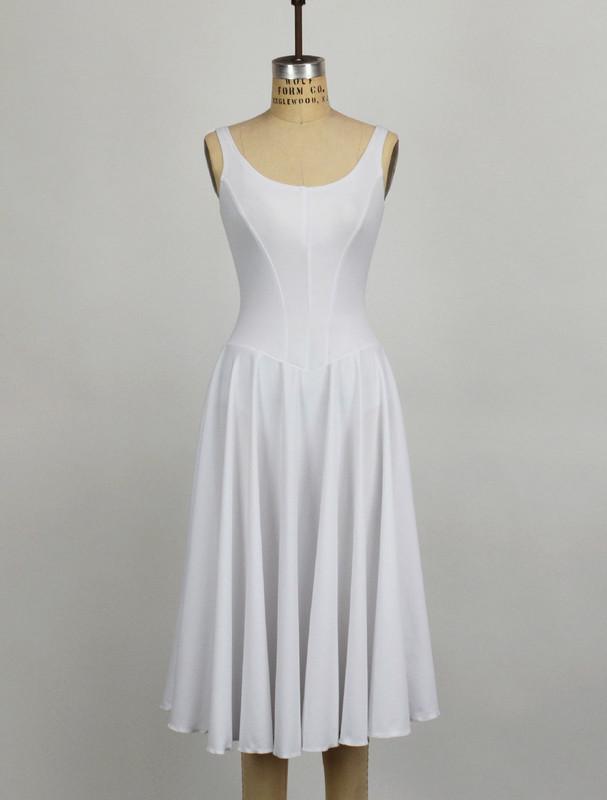 Conservatory C211 Ballet Dress Lycra Skirt