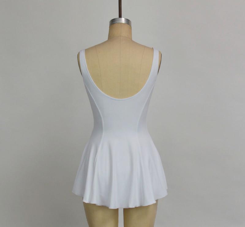 Conservatory C205 Ballet Dress Back