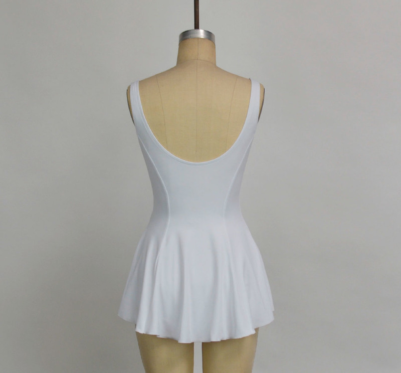 Conservatory C206 Ballet Dress Back