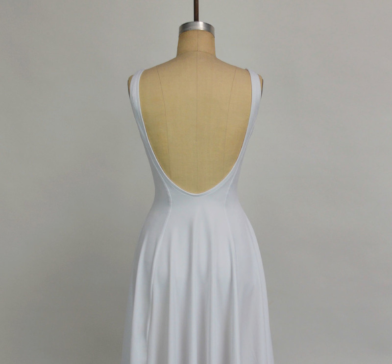 Conservatory C206 Ballet Dress Low Back
