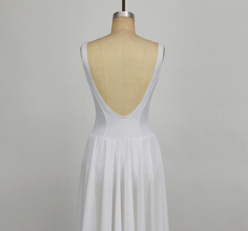 Conservatory C204N Ballet Dress Low Back
