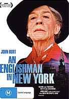 An Englishman in New York DVD