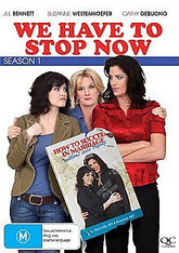 We Have to Stop Now (Season 1) DVD