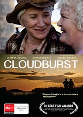 Cloudburst DVD
