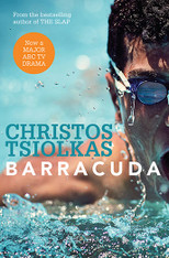 Barracuda - The Book (TV Series Tie-In Cover)