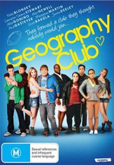 Geography Club DVD