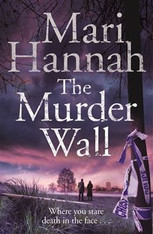 The Murder Wall:  DCI Kate Daniels Mystery #1