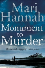 Monument to Murder :  DCI Kate Daniels Mystery #4