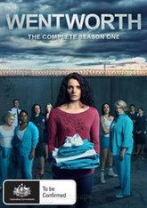 Wentworth : The Complete Season One DVD