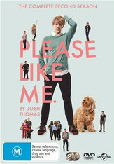 Please Like Me (Series Two) DVD