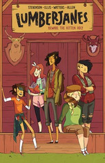 Lumberjanes Volume 1 : Beware the Kitten Holy
