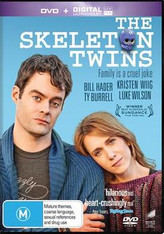 The Skeleton Twins DVD (+ Ultraviolet)