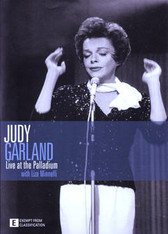 Judy Garland : Live At The London Palladium With Liza Minnelli DVD