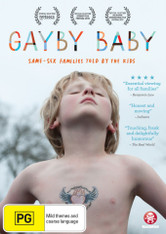 Gayby Baby DVD : Same-Sex Families Told by the Kids