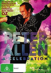 Peter Allen : A Celebration DVD
