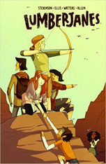 Lumberjanes Volume 2 : Friendship to the Max