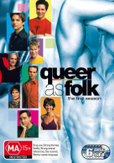 Queer As Folk (US - Season 1) DVD