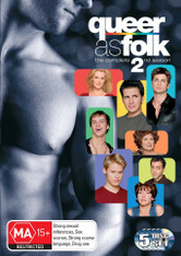 Queer as Folk (US - Season 2) DVD