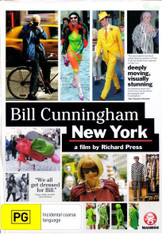Bill Cunningham New York DVD