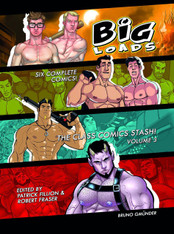 Big Loads, Volume 3 : The Class Comic Stash!