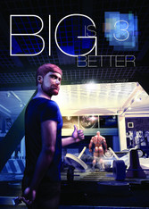 Big is Better 3 (Erotic Comic Book)