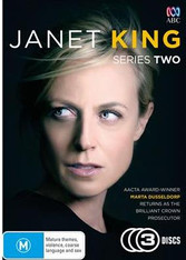 Janet King DVD (Series Two)