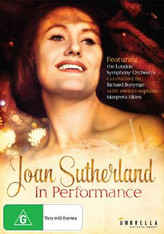 Joan Sutherland : In Performance DVD