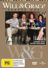 Will & Grace : Season 1 DVD