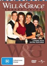 Will & Grace : Season 2 DVD
