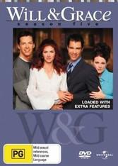 Will & Grace : Season 5 DVD