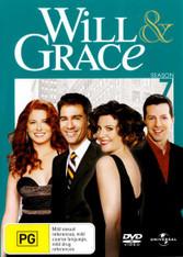 Will & Grace : Season 7 DVD