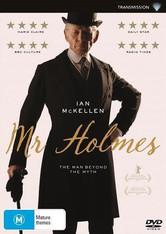 Mr Holmes DVD