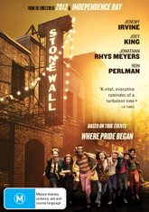 Stonewall DVD (2015)
