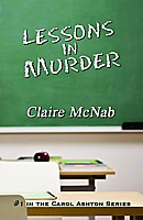Lessons in Murder (Carol Ashton Mystery #1)