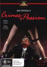 Crimes Of Passion DVD