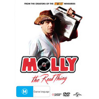 Molly : The Real Thing DVD