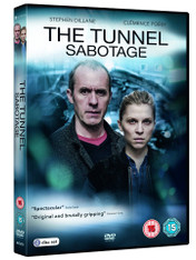 The Tunnel : Sabotage - Series 2 DVD