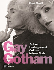 Gay Gotham: Art & Underground Culture In New York